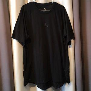 Jordan Nike training T-shirt XL black